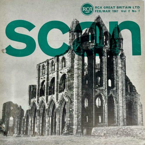 RCA Great Britain Ltd, SCAN Magazine, Feb/March 1967, Vol 2 No 7.