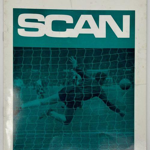 RCA Great Britain Ltd, SCAN Magazine. September 1967, Vol 3 No.1