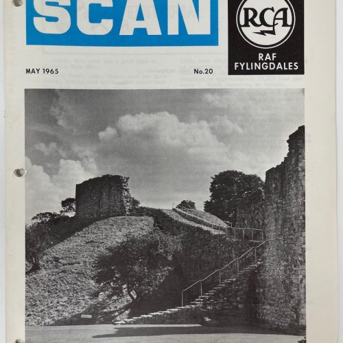 RCA RAF Fylingdales, SCAN, May 1965 No.20
