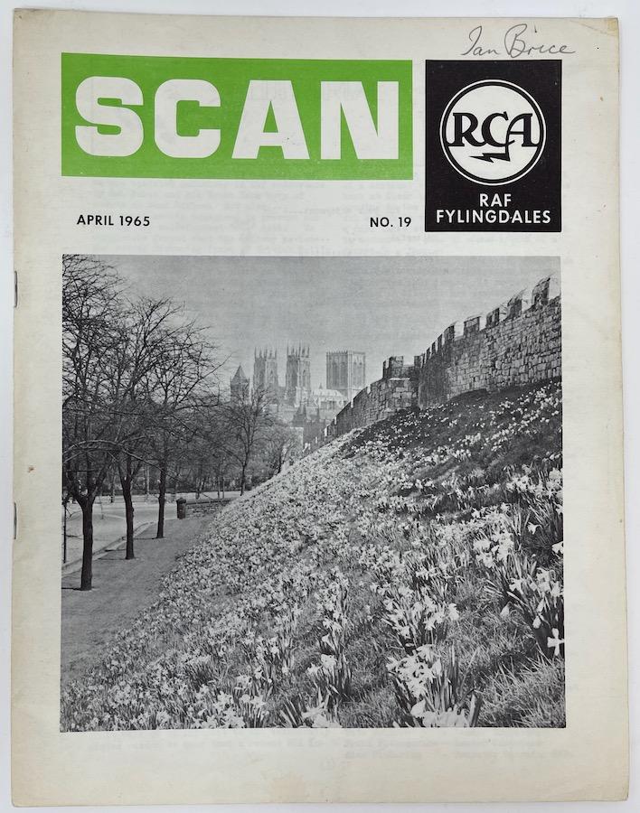 SCAN, RCA, RAF Fylingdales, April 1965 No 19