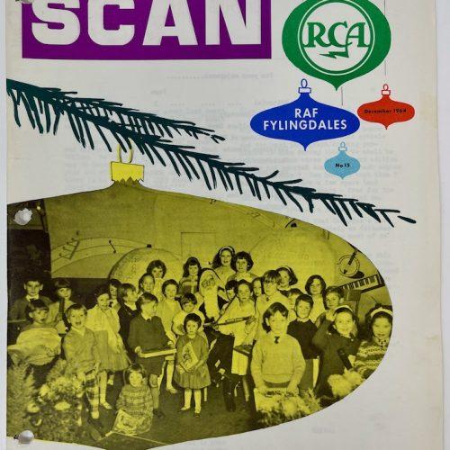 RCA RAF Fylingdales, SCAN, December 1964 No.15