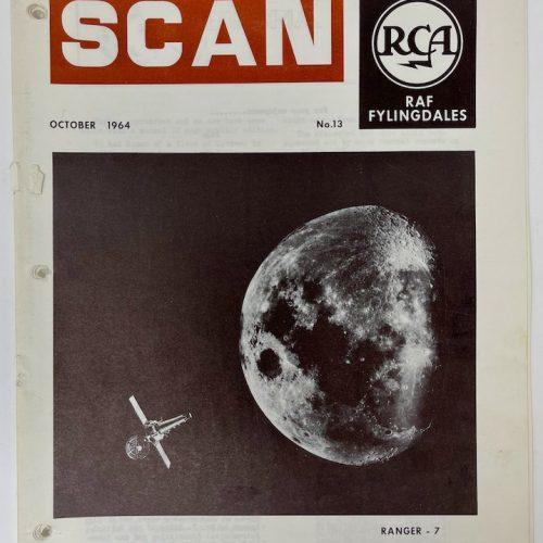 SCAN, RCA, RAF Fylingdales, October 1964 No.13