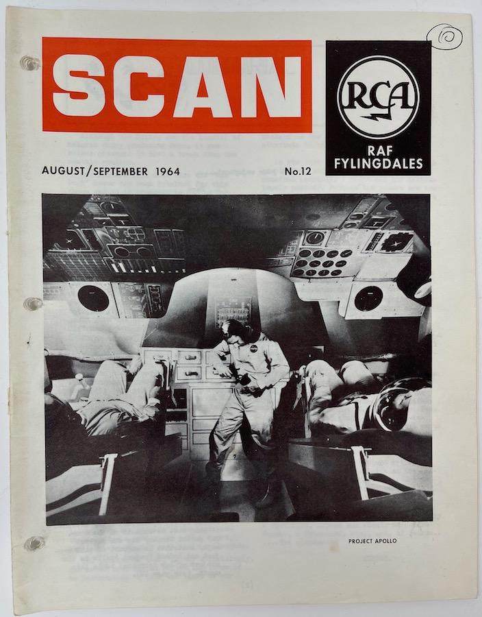 SCAN, RCA, RAF Fylingdales, August/September 1964 No.12
