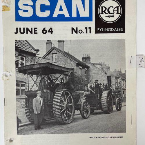 RCA RAF Fylingdales, SCAN, June 1964 No. 11