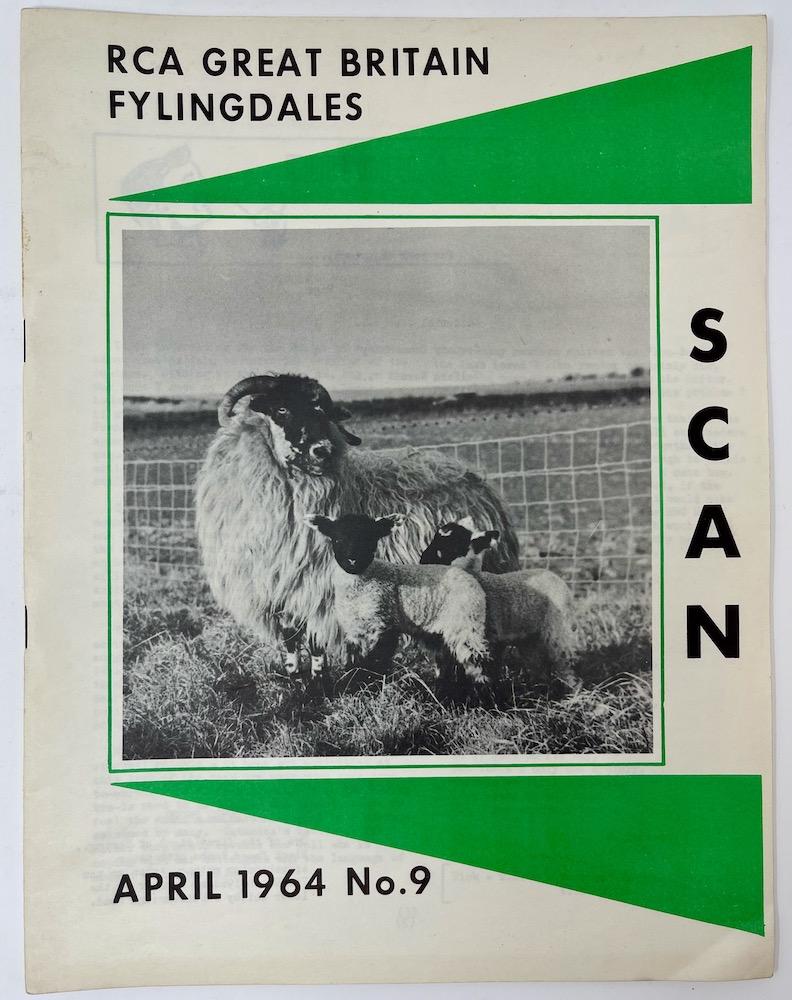 SCAN, RCA Great Britain Fylingdales, April 1964 No.9