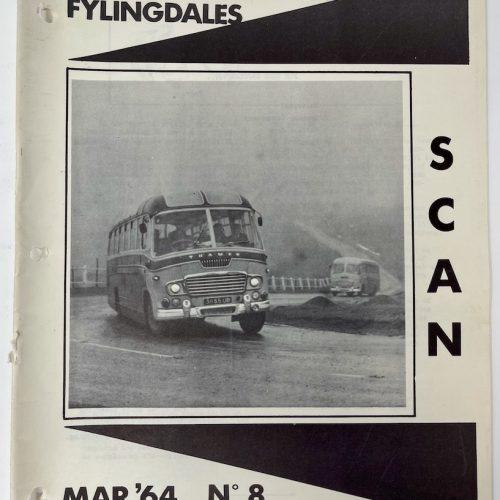 SCAN, RCA Great Britain Fylingdales, March 64 No.8