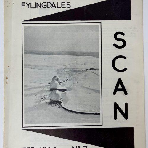 SCAN, RCA GT Britain Fylingdales, February 1964 No.7