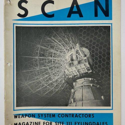 SCAN Weapon System Contractors Magazine, Site 111 Fylingdales, Edition Four