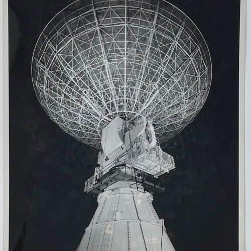 Dennis Wompra Studios Collection, RAF Fylingdales radar installation