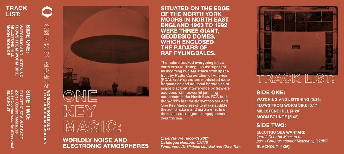 One Key Magic (OKM) Worldly Noise and Electronic Atmospheres,