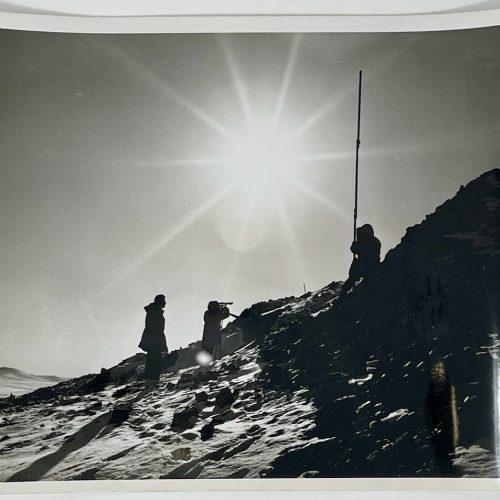 RCA BMEWS Site I, Thule Greenland, 16 April 1959
