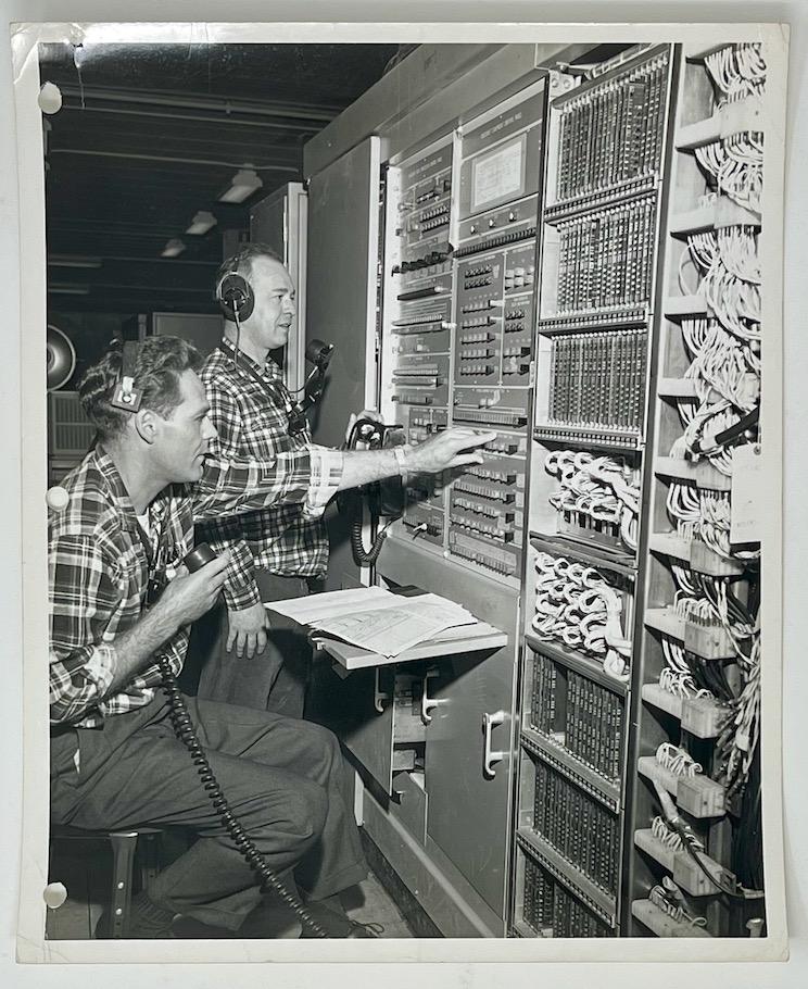RCA BMEWS Site I, Thule Greenland, 17 June 1960